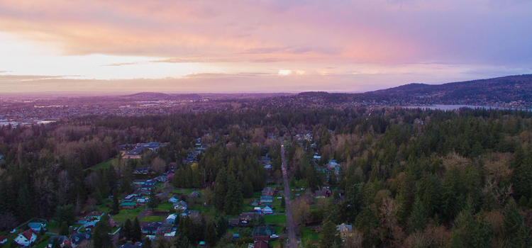 Whatcom Falls Neighborhood